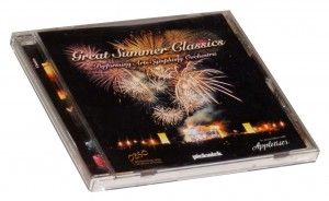 Great Summer Classics. Performing Arts Symphony Orchestra PŁYTA CD Z MUZYKĄ