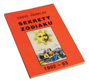 Sekrety zodiaku 1992-93 - David Harklay