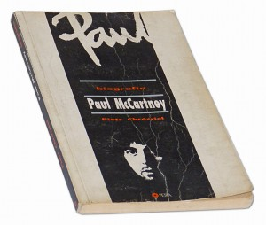 Paul McCartney. Biografia - Piotr Chróściel