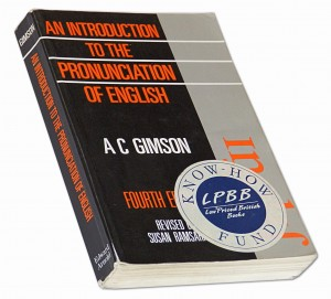 An introduction to pronounciation of English - A. C. Gimson